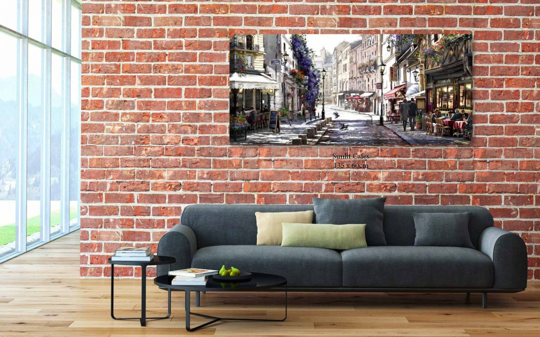 Top 10 tips on styling your new home! Number 5 – why wall art matters!