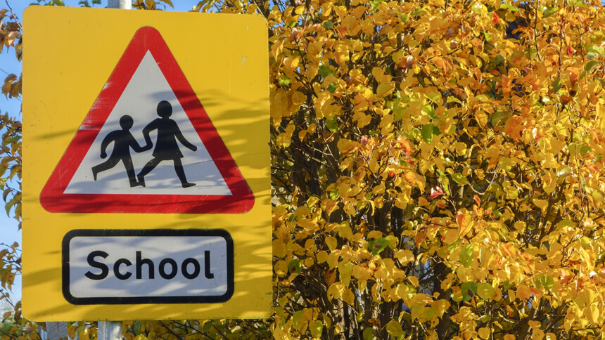 When choosing a new home, good schools are top priority for parents