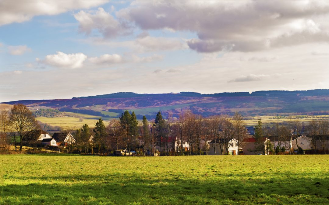 East Dunbartonshire is the UK's most affordable area