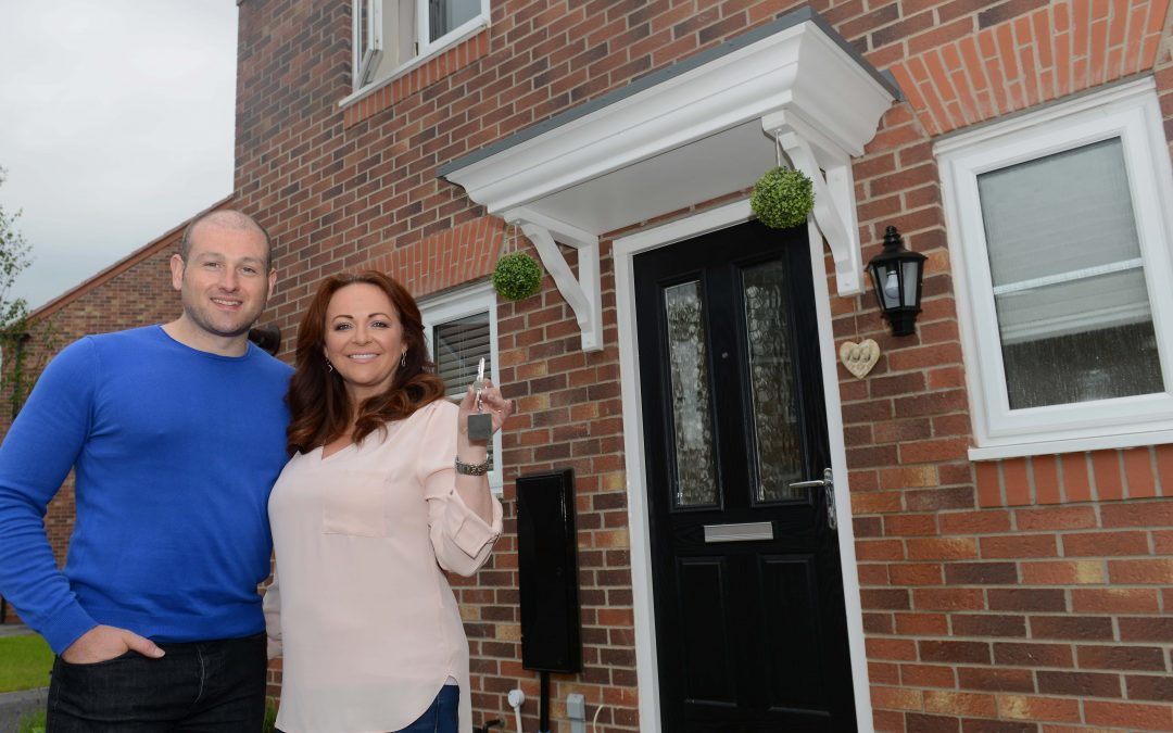 Telford couple drawn to their perfect home!
