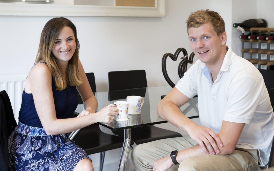 London couple escape the rental trap and relocate to Woking