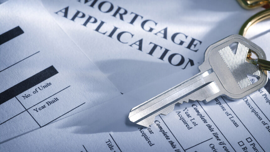 What is a 100% mortgage?