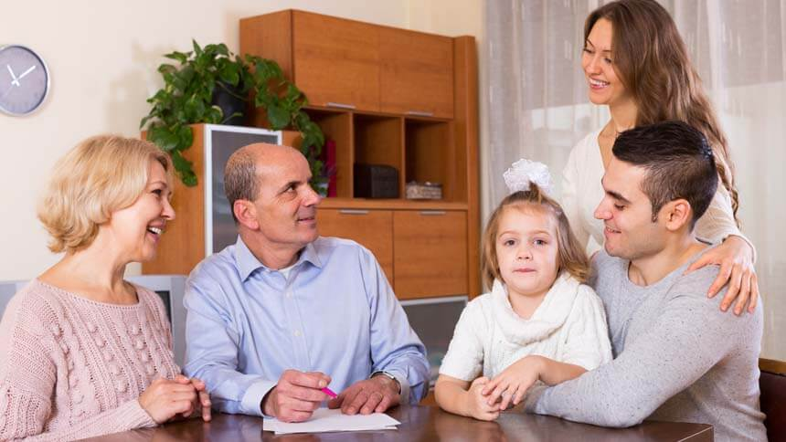 100% mortgage deal launched by leading mutual… as long as parents help out too