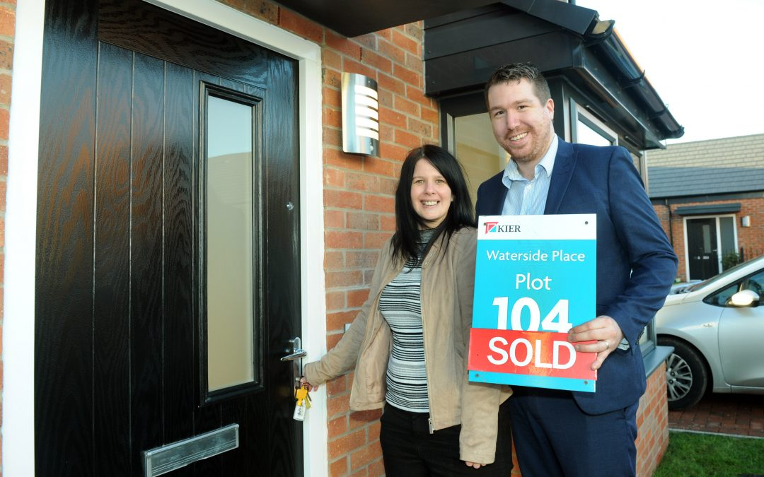 Couple finds perfect family home in Brownhills