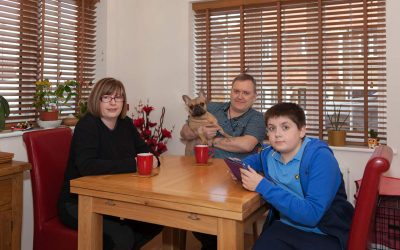 Help to Buy Secures Hasting Home for Dionne, Steve And Alfie