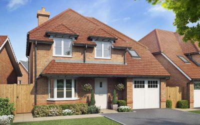 Buying off-plan by Barratt Homes