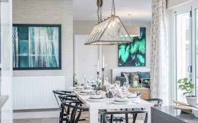 Inspiration of the Location Sees Showhomes Launched in Balerno