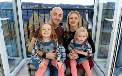 New Home Gives A Young Family A Lower Cost Of Living