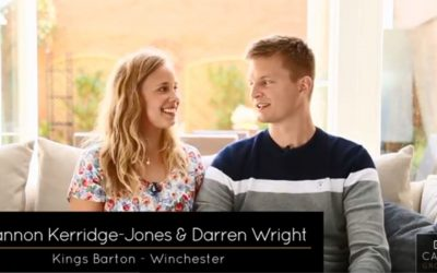 Rhiannon and Darren share their purchasing experience in Kings Barton in Winchester